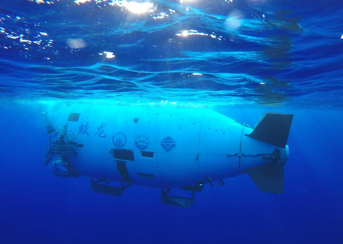 【转载】神奇?神器?神匠-揭秘中国对大洋深处的探寻 - zhangfangkuai - 张方块的博客